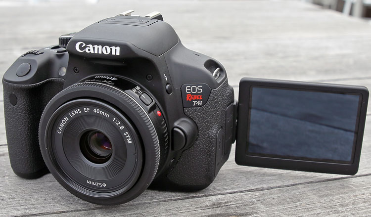 Canon 650d Specification