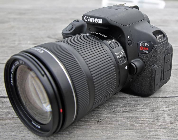 pre order canon eos 650d rebel t4i camera news at cameraegg. Black Bedroom Furniture Sets. Home Design Ideas