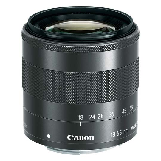 Canon EF-M 18-55mm Lens