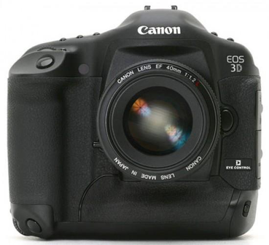Fake Canon EOS 3D