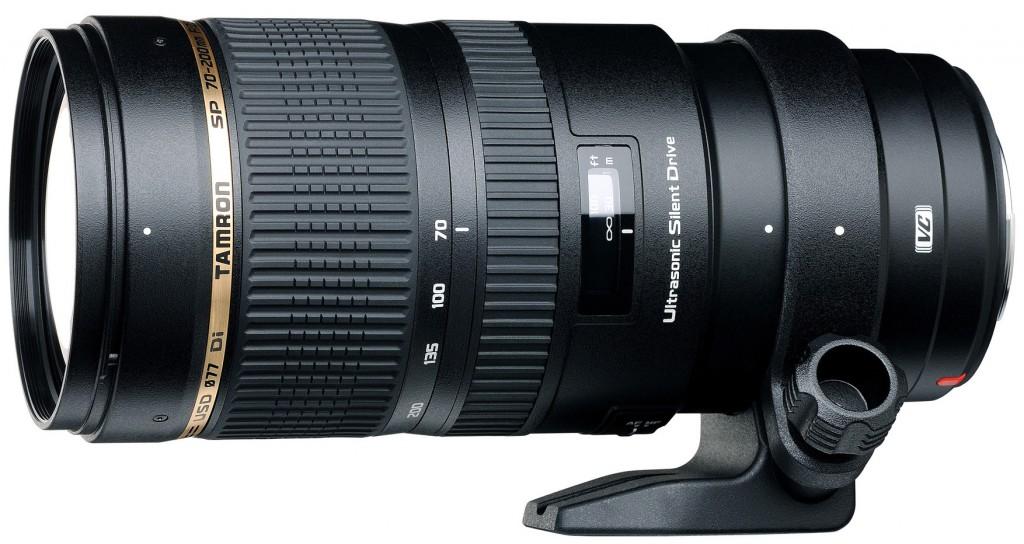 Tamron SP 70-200mm F2.8 Di VC USD Lens