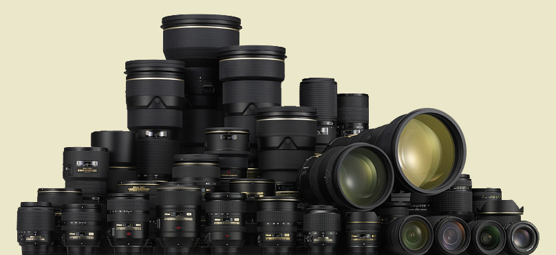 nikon d600 best recommended lenses