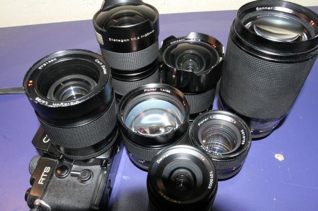 Carl Zeiss Distagon T 25mm f1.4 18mm f2.8