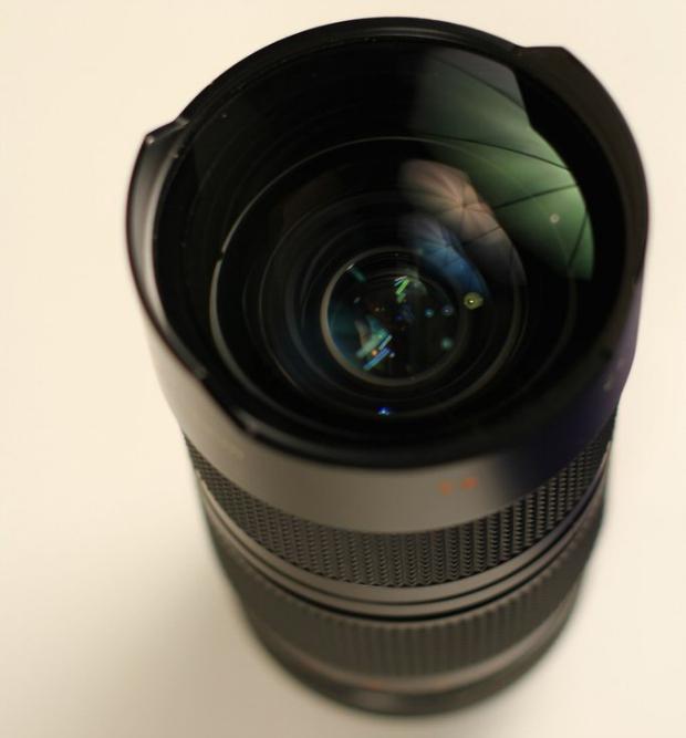 Carl Zeiss Distagon T 25mm f1.4 2