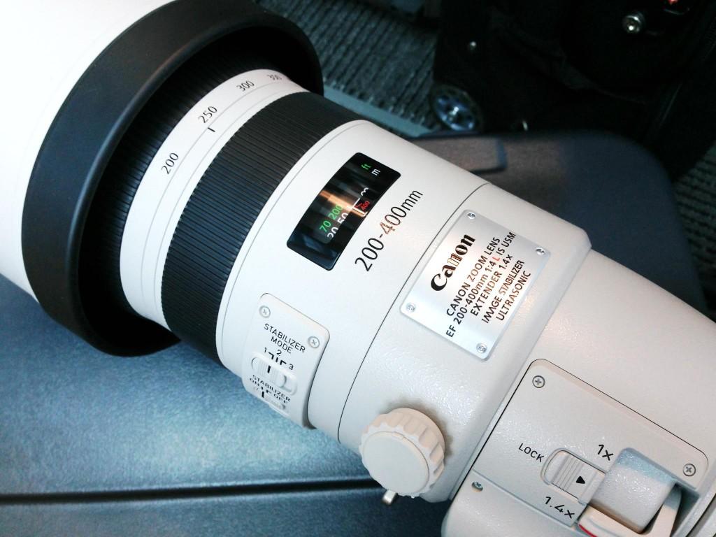 EF 200-400 f/4L IS 1.4x