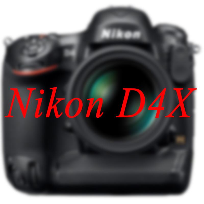 Nikon D4X