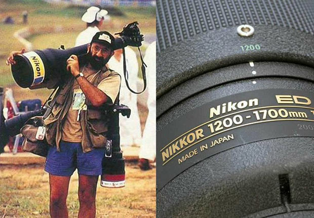 Nikkor 1200-1700mm: The Mother of All Super Telephoto Nikon Lenses