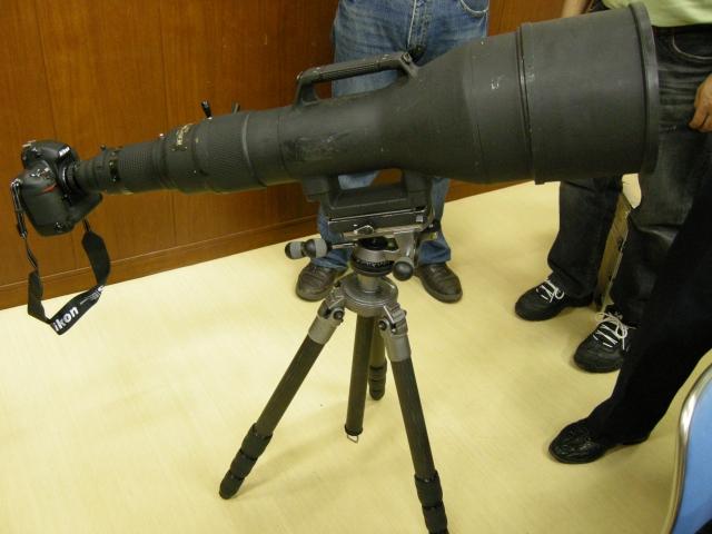 Zoom-Nikkor 1200-1700mm f5.6-8P IF-ED lens unbox 3