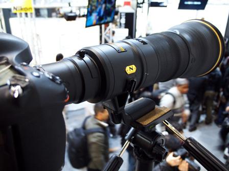 AF-S NIKKOR 800mm f5.6E FLED VR