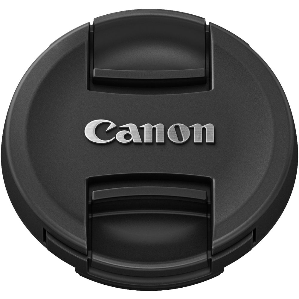 Canon Mark II Center-Pinch Lens Cap
