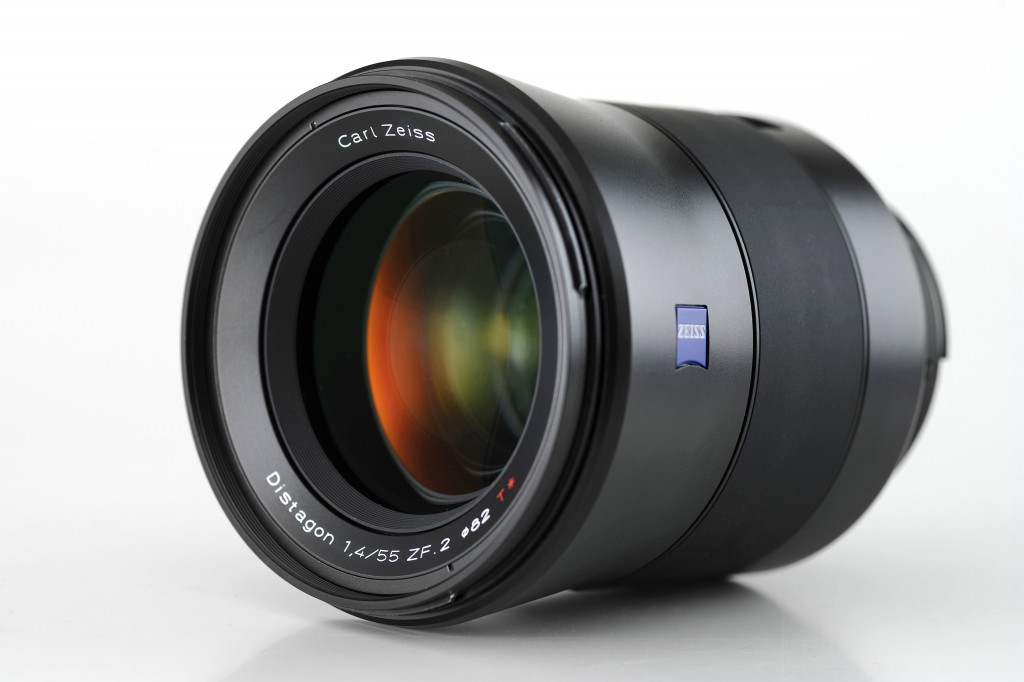 Carl Zeiss 55mm f/1.4 Distagon T*