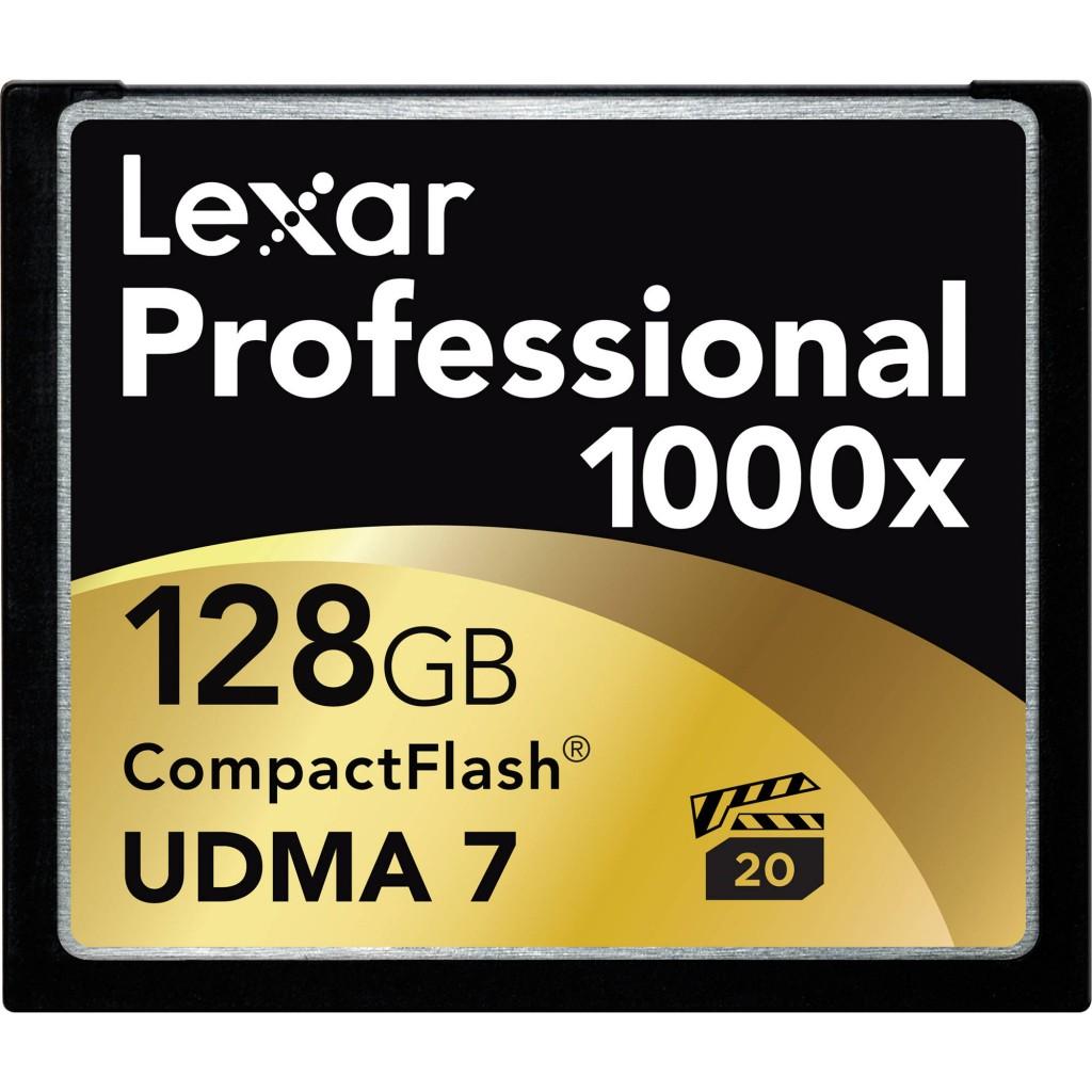Lexar 1000x CF Card