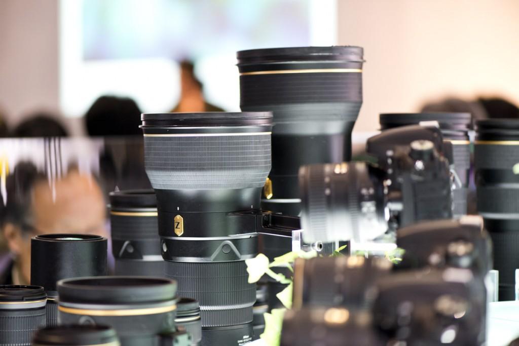 NIKKOR Lens family 1