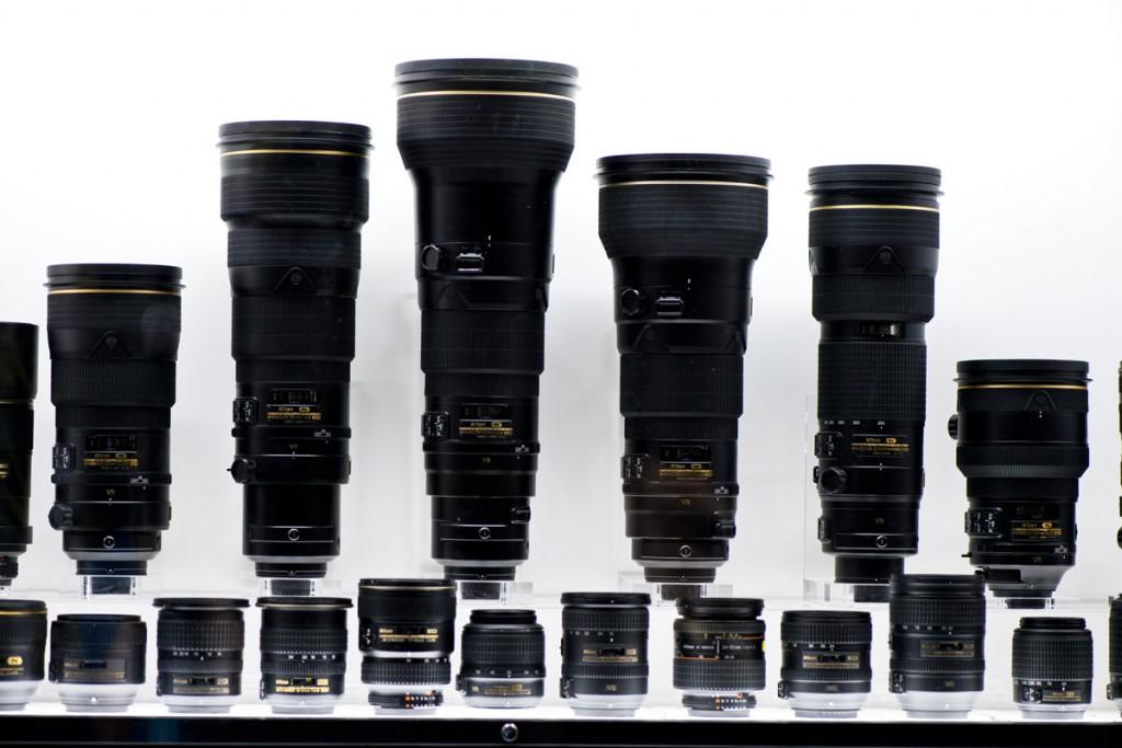 NIKKOR Lens family