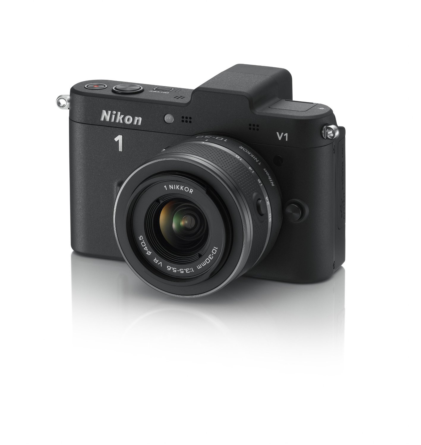 Nikon just released a new firmware update for Nikon 1 V1. This