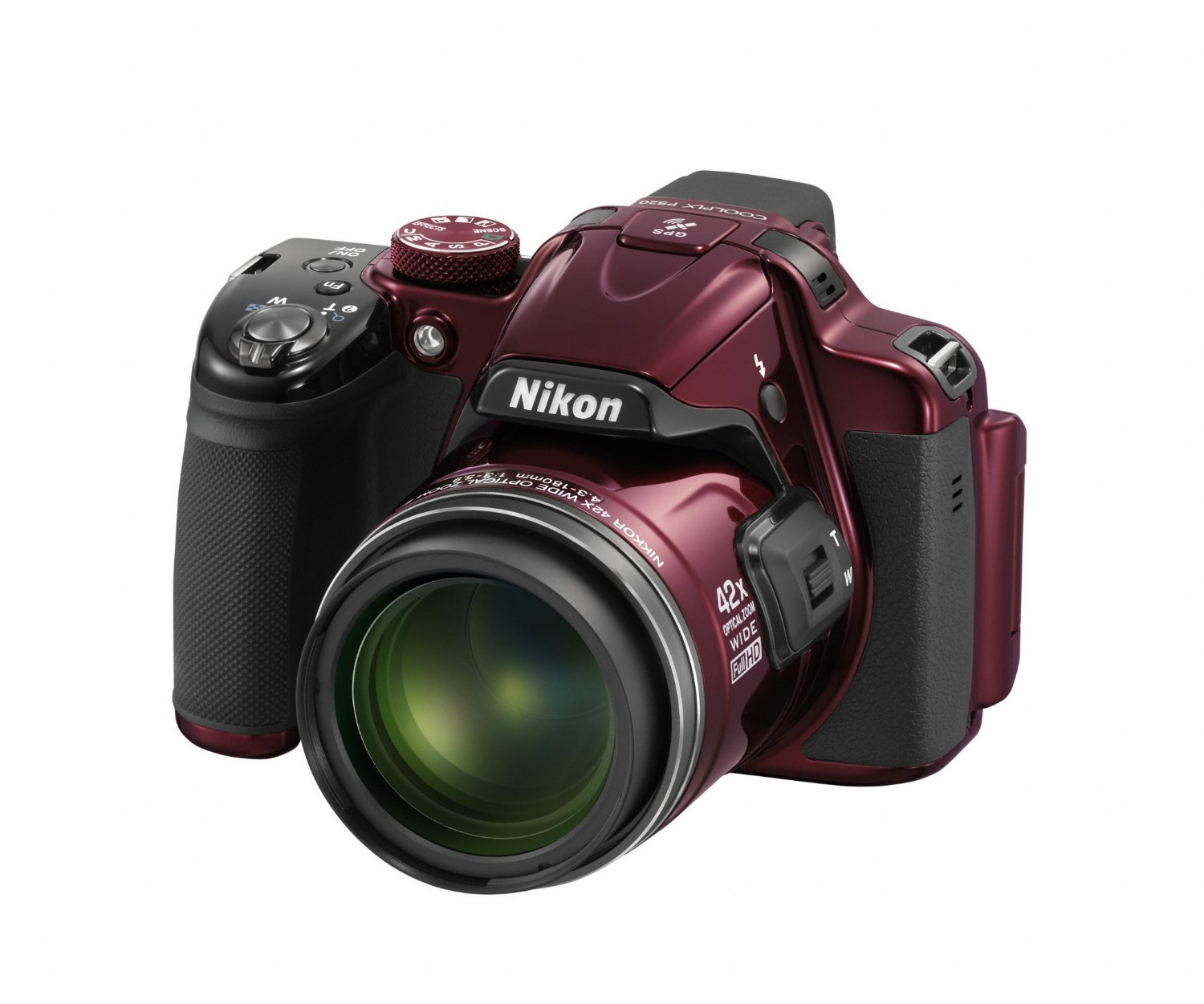 Nikon CoolPix P520 , L820 , S9500 was announced on January 29, 2013 at