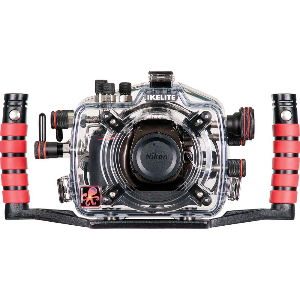 Nikon D5200 Underwater Housing Ikelite 1