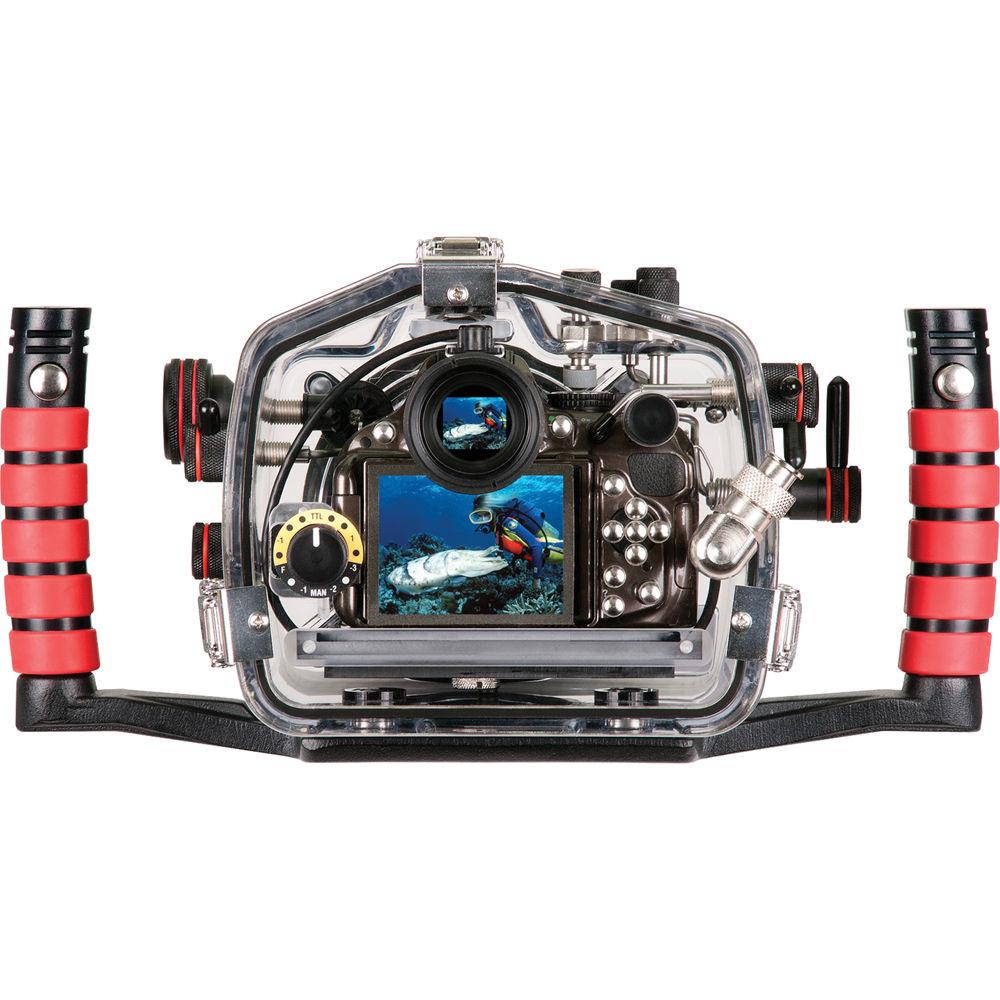 Nikon D5200 Underwater Housing Ikelite 2