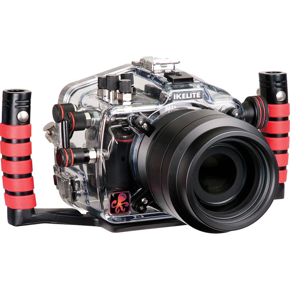 Nikon D5200 Underwater Housing Ikelite