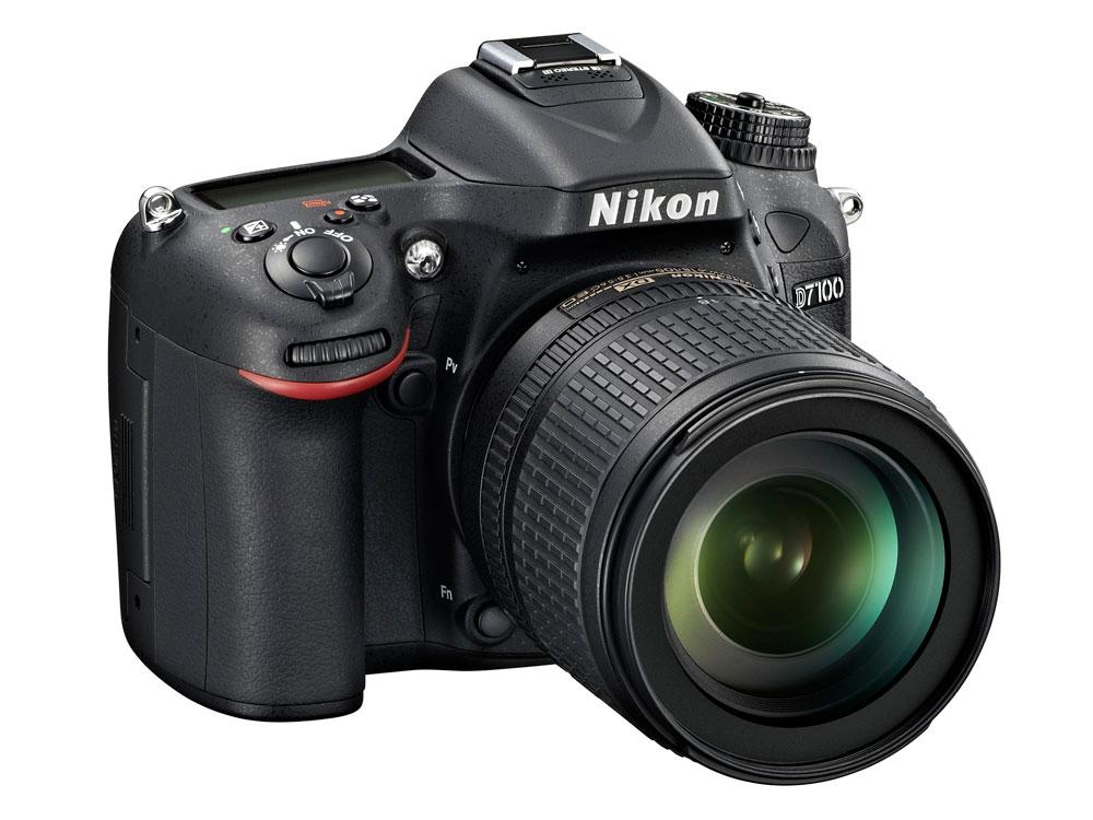Nikon D7100 18 105