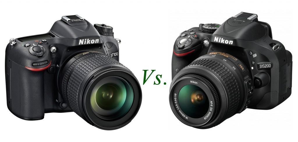 Nikon-D7100-Vs-Nikon-D5200