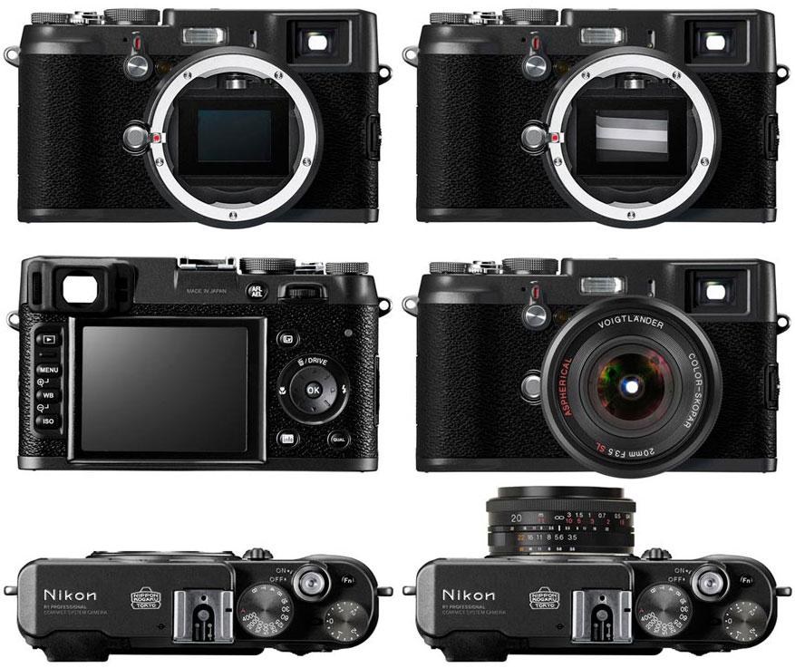 Nikon X100