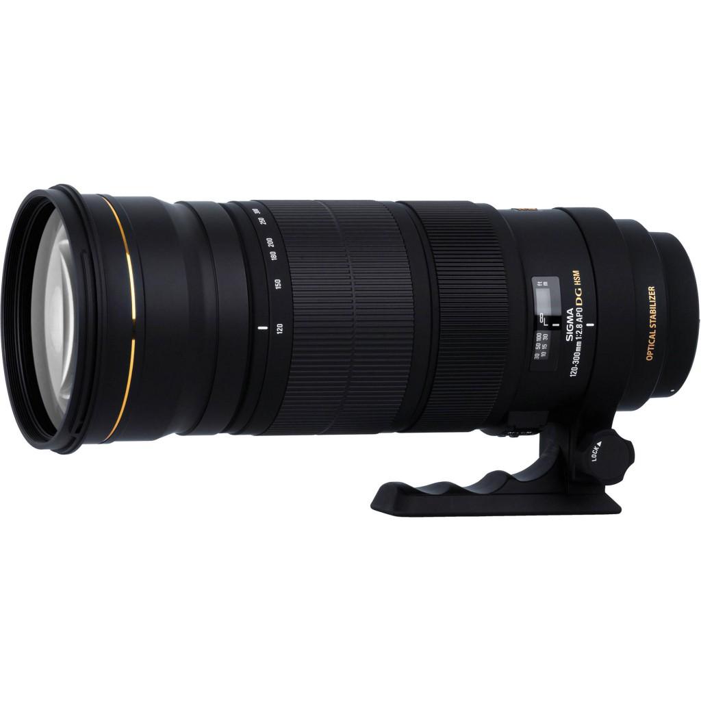 Sigma 120-300mm f/2.8 EX DG OS APO HSM