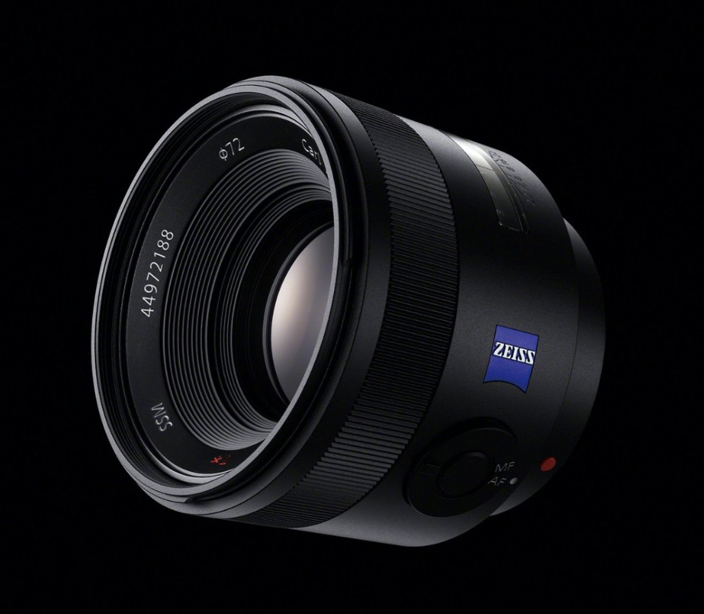 Sony 50mm f1.4 Carl Zeiss Planar T ZA Lens
