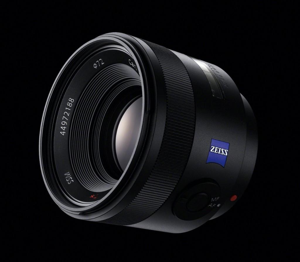 Sony 50mm f1.4 Carl Zeiss Planar T ZA Lens