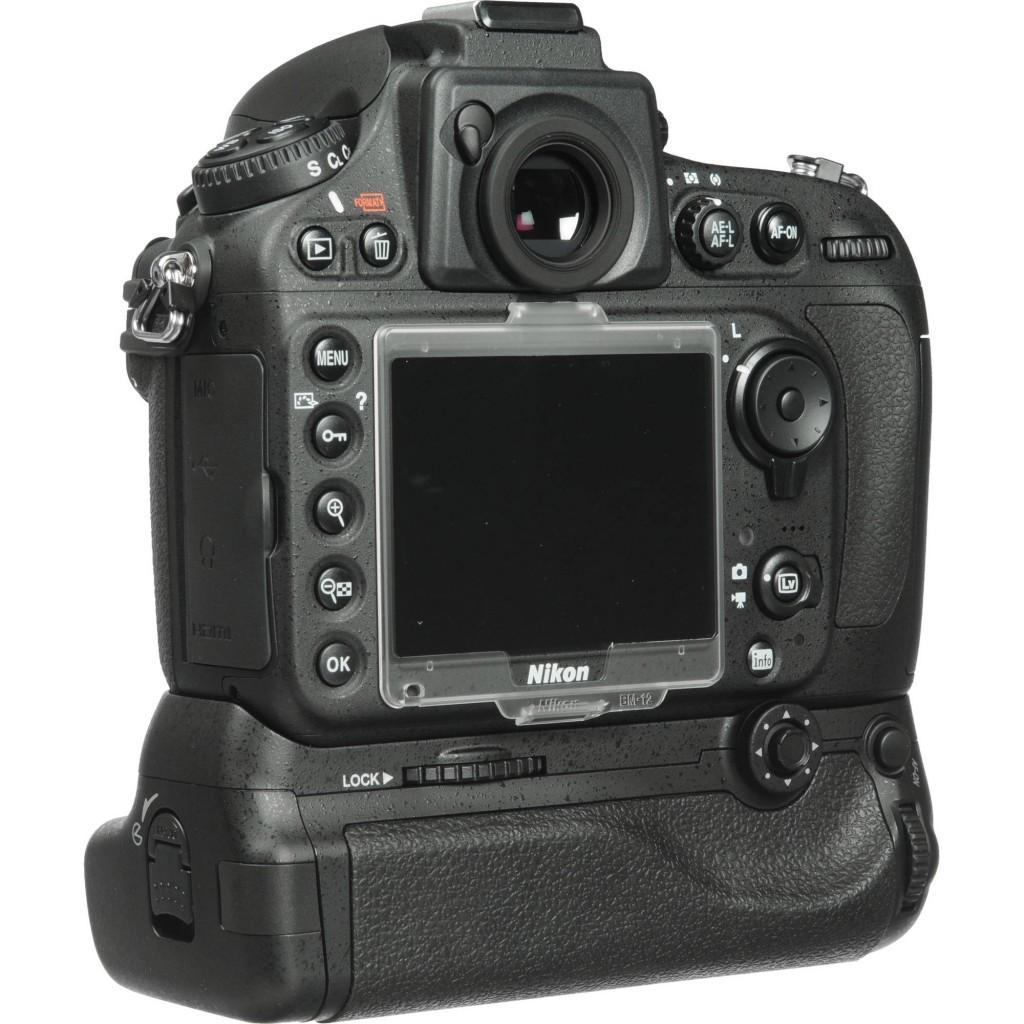 Vello BG-N7 Battery Grip for Nikon D800 1