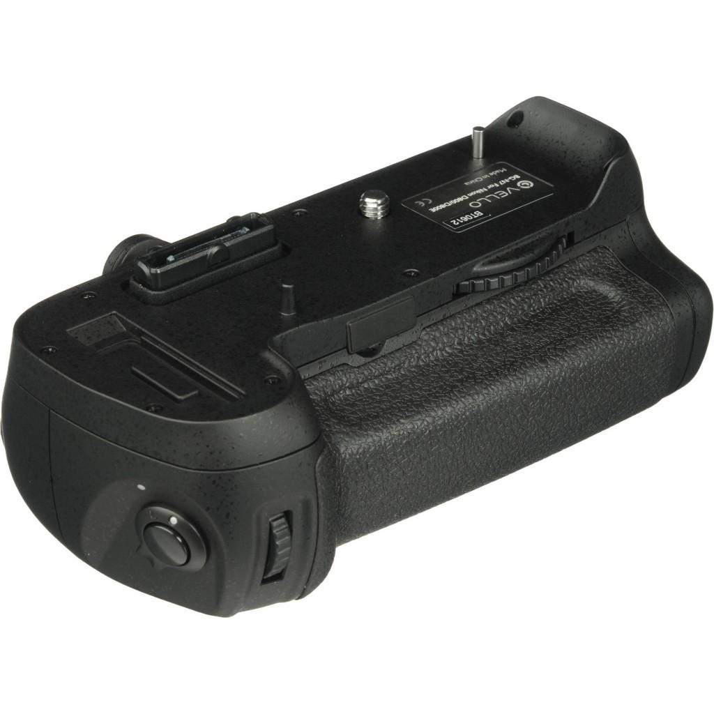 Vello BG-N7 Battery Grip for Nikon D800 2