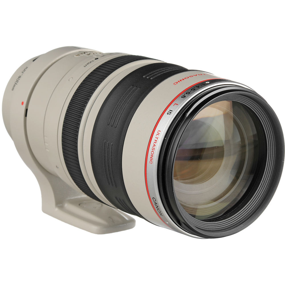 Current Canon EF 100-400mm f/4.5-5.6L IS USM