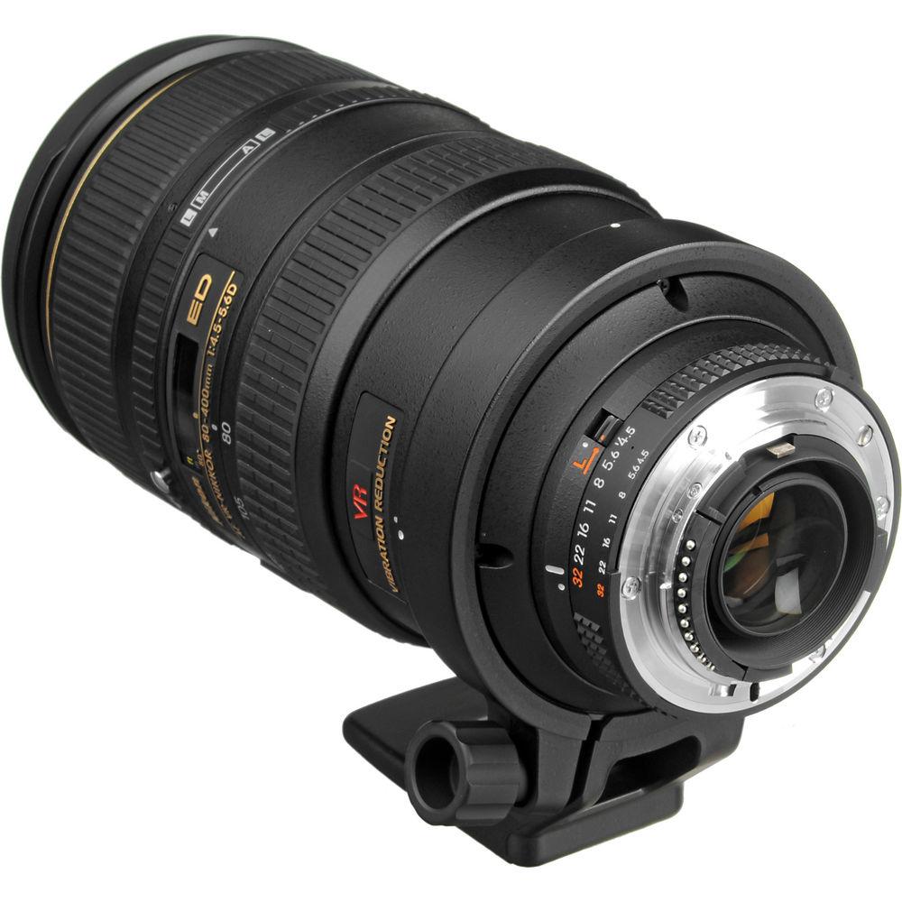 Current Nikon 80-400mm lens