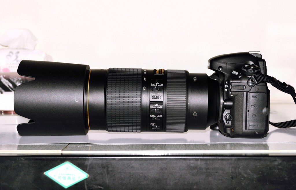 AF-S Nikkor 80-400mm f/4-5.6G on Nikon D800, via