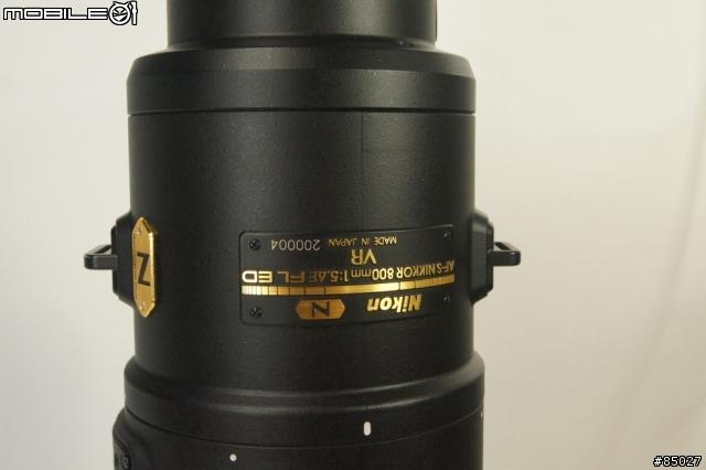 AF-S 800mm f5.6E FL ED VR 4