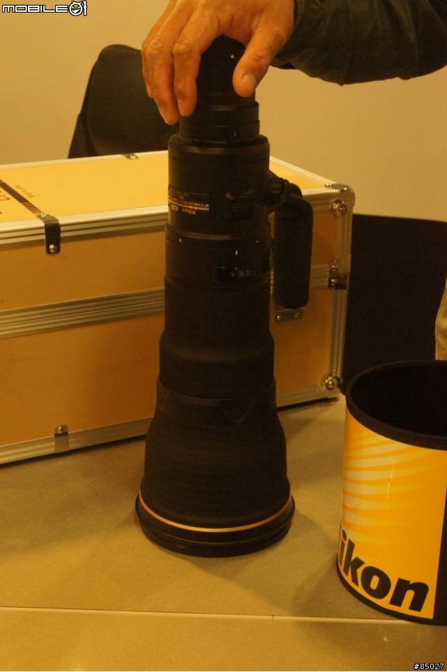 AF-S 800mm f5.6E FL ED VR