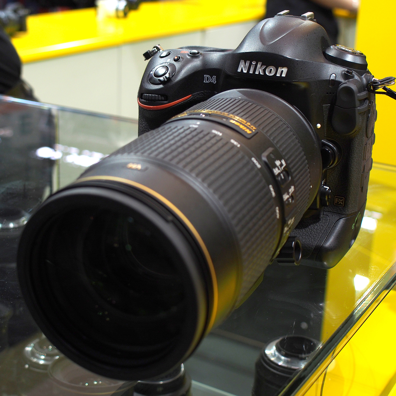 Nikon AF-S 80-400mm f/4.5-5.6 G ED VR : Caratteristiche e ...