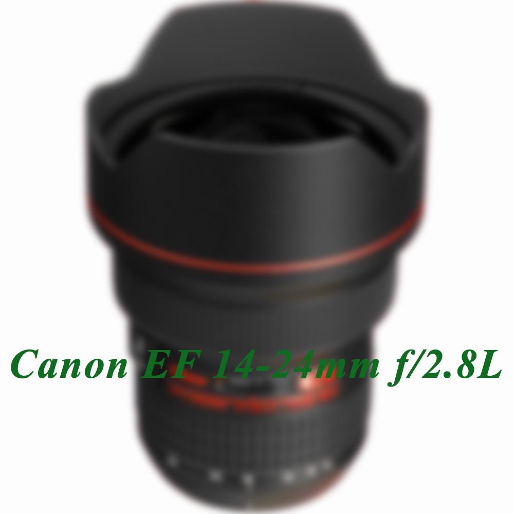 EF 14-24mm f/2.8L