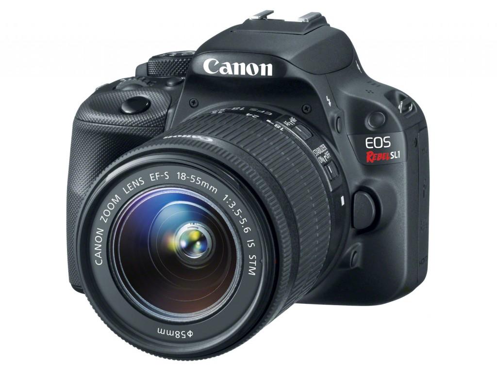 Canon EOS 100D Rebel SL1