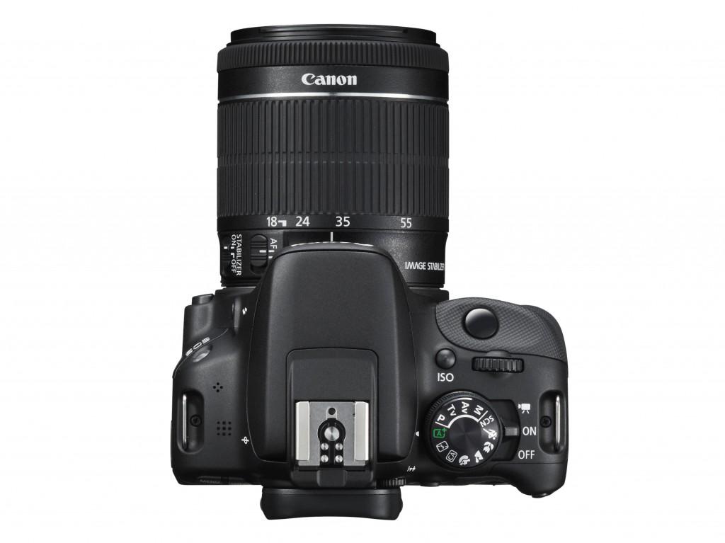 Canon EOS 100D Rebel SL1 2