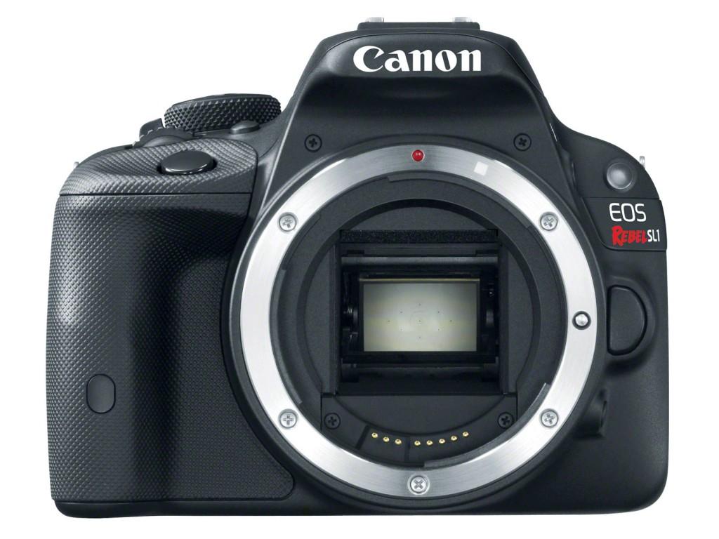 Canon EOS 100D Rebel SL1 3