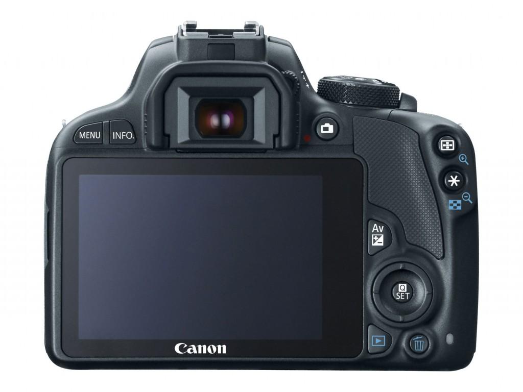 Canon EOS 100D Rebel SL1 4