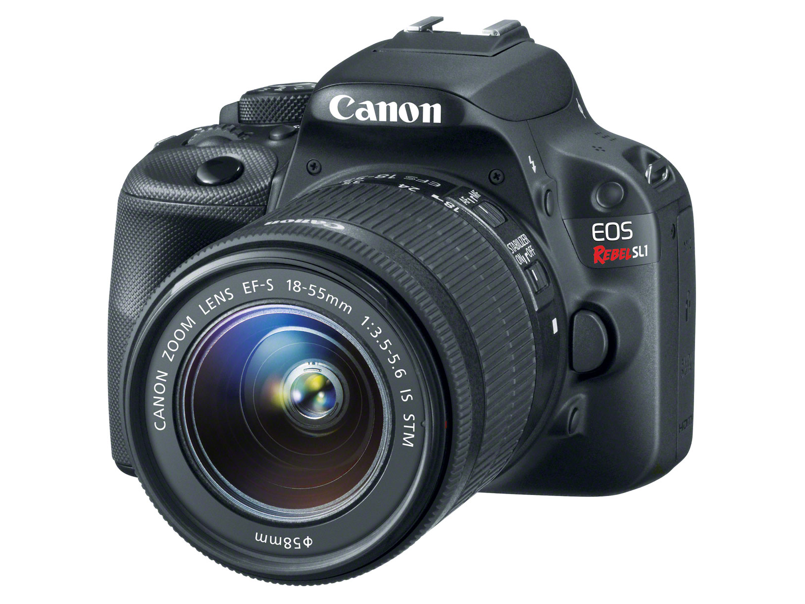 Canon EOS Rebel SL1   ...