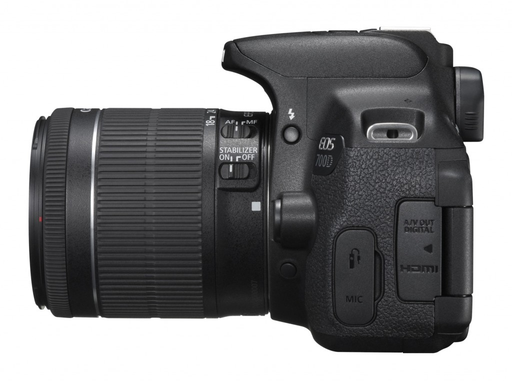 Canon EOS 700D Rebel T5i 1