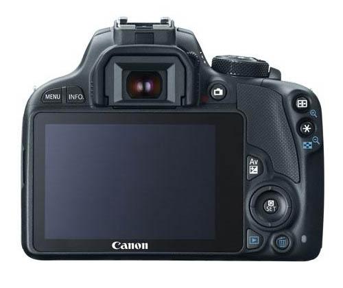 Canon EOS SL1 2