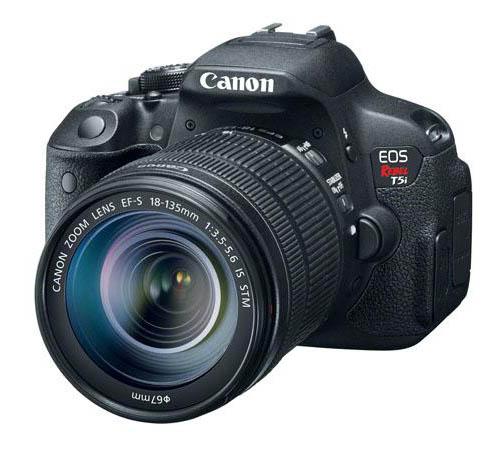 Canon EOS t5i 1