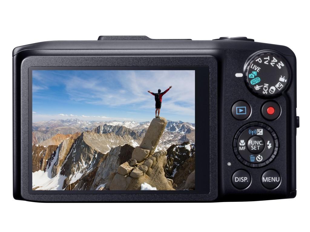 Canon PowerShot SX280 HS 1