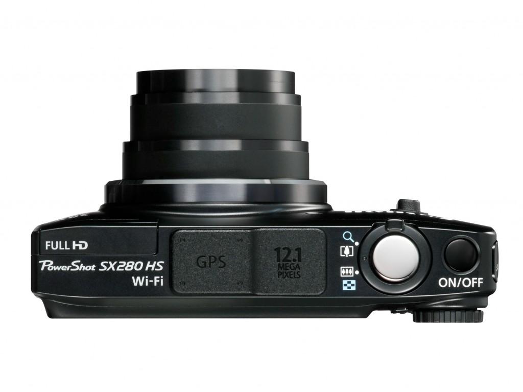 Canon PowerShot SX280 HS 2