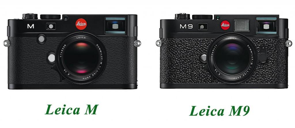 Leica-m-vs-Leica-m9