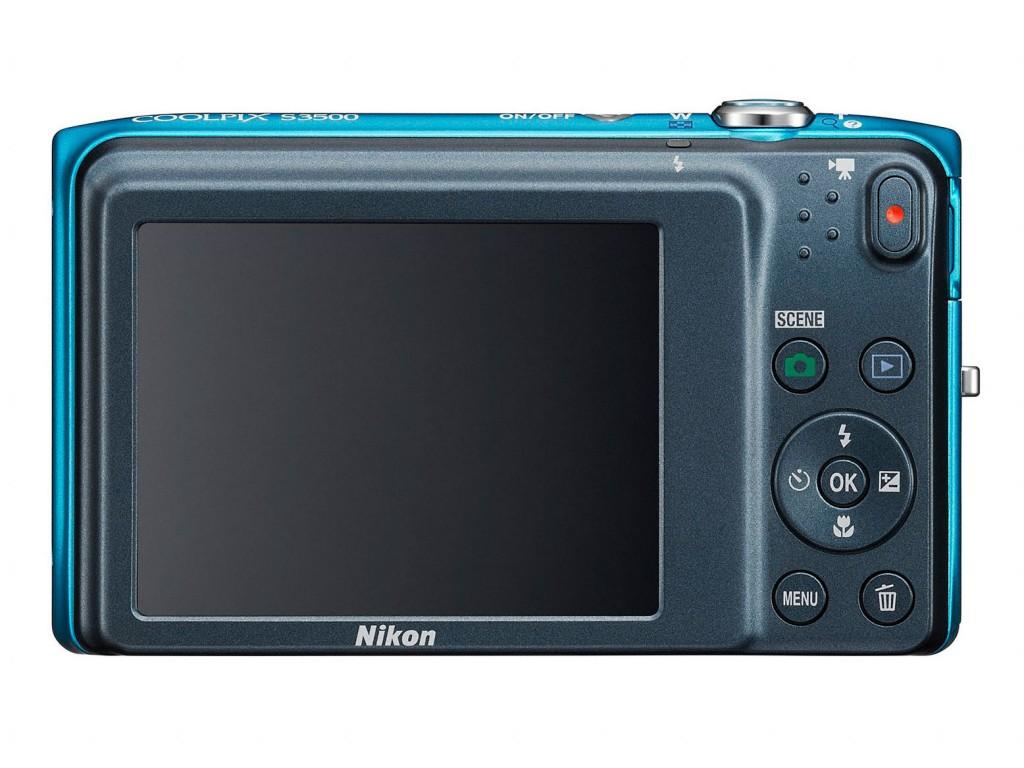 Nikon COOLPIX S3500 1